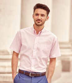 Oxford Shirts - Short Sleeve