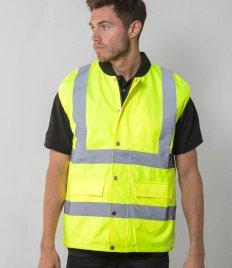 Safetywear - Bodywarmers
