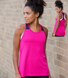 Ladies Performance Tops - Vests