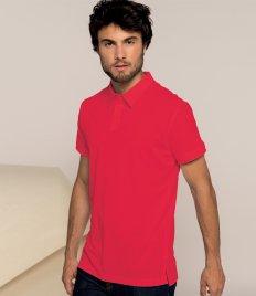 Poly/cotton Polos - Jersey Knit