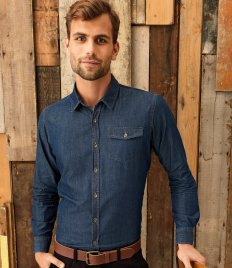 Leisure Shirts - Denim