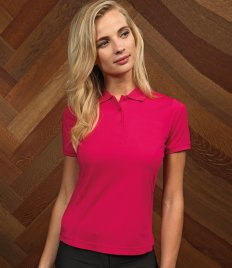Polyester Polos - Ladies