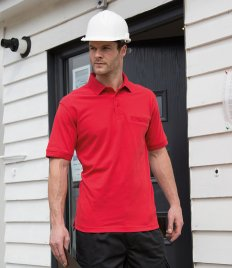 Poly/cotton Polos - Workwear