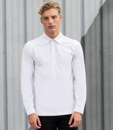 Cotton Polos - Long Sleeve