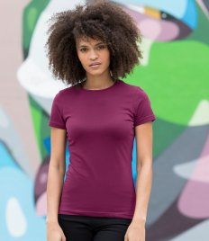 Ladies T-Shirts - Poly/cotton