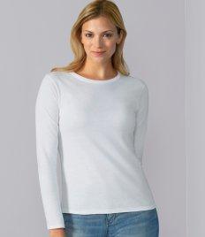 Ladies T-Shirts - Long Sleeve